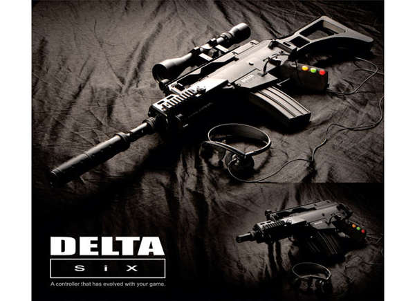 Delta Six Combat Rifle