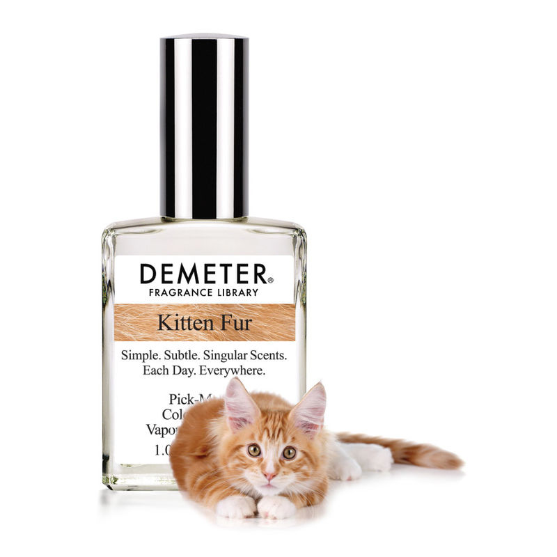 Pet-Scented Perfumes