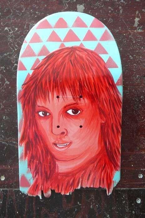 Demi-Deck Portraits