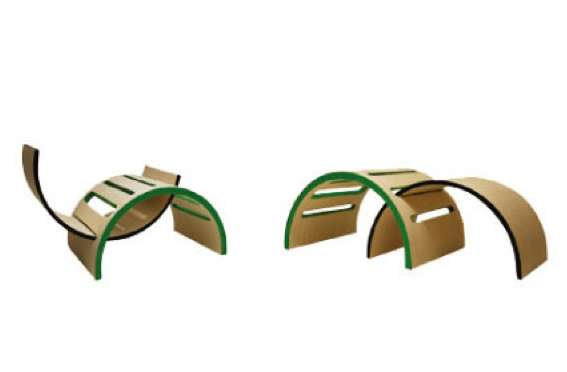 Reconfigurable Arc Dishes