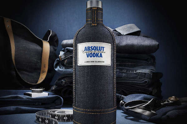 Alcoholic Denim Sleeves