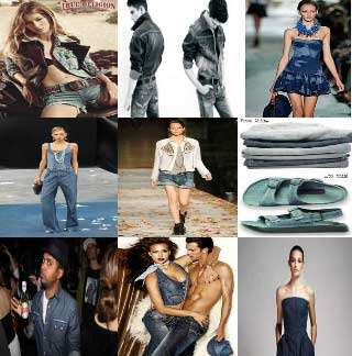 10 Denim-on-Denim Fashions
