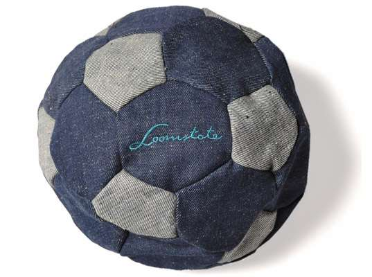 Denim Soccer Ball