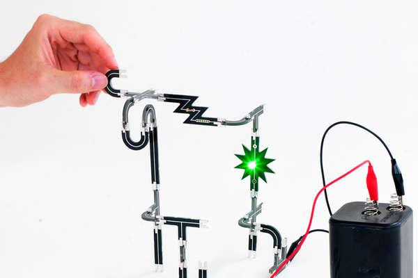 Playful Jigsaw Radios