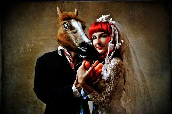 Humanimal Romance Shoots