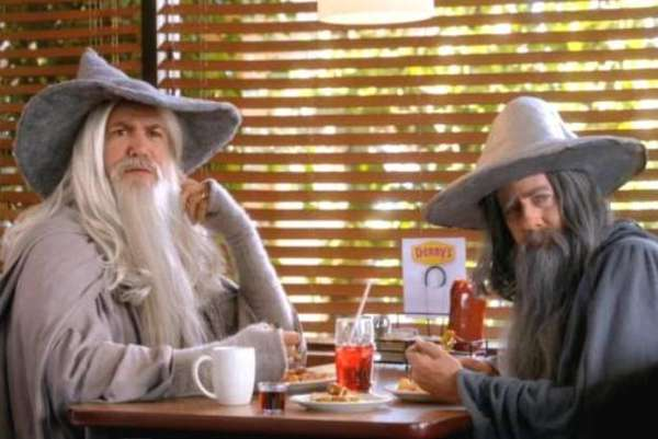 Denny's Hobbit-Inspired Menu