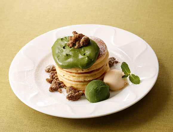 Matcha Dessert Menus