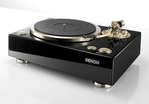 Denon 100th Anniversary Turntable