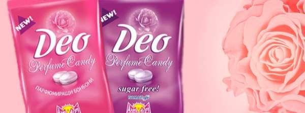 Edible Deodorant