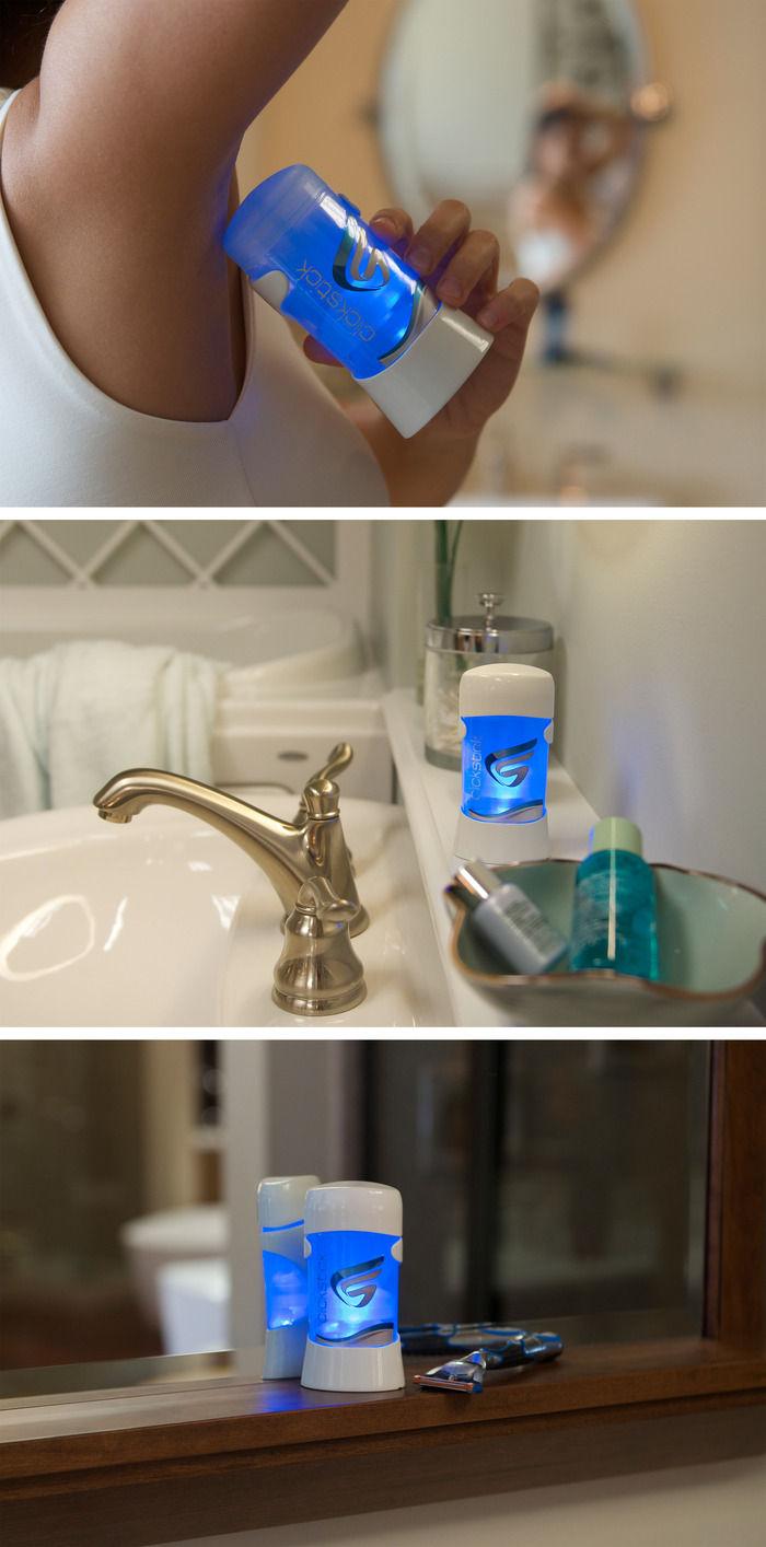 Smart Deodorant Applicators