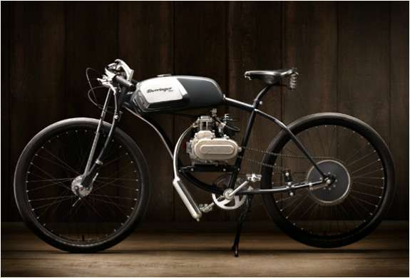 Vintage Motorized Trikes
