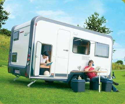 Chic Modern Campers Deseo Caravan For The Uber Trendy