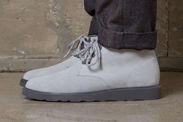 Designer Desert Boots