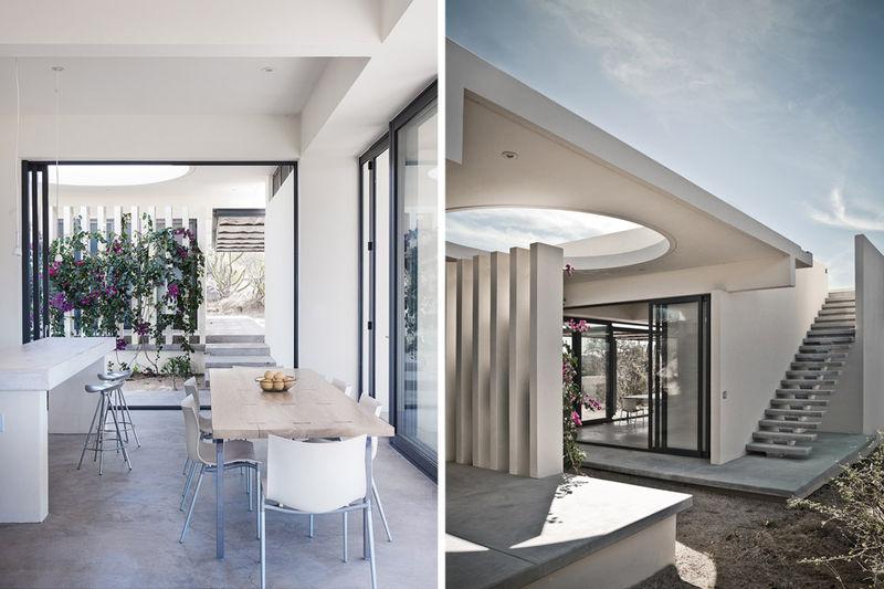 Simplistic Desert Residences