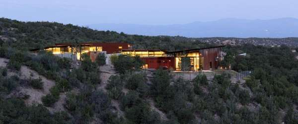 Residential Oasis Abodes