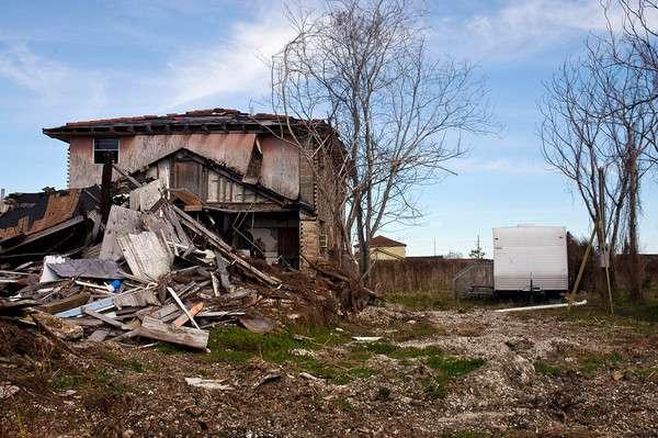 Capturing Abandoned Abodes