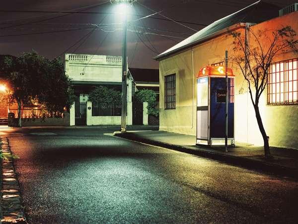 Deserted Neighborhood Captures