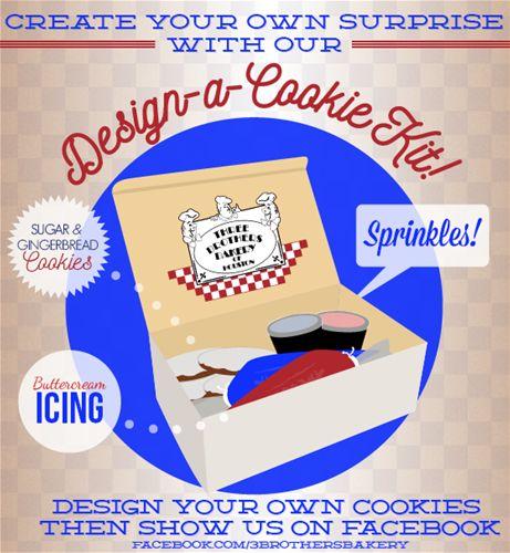 Cookie Customization Kits