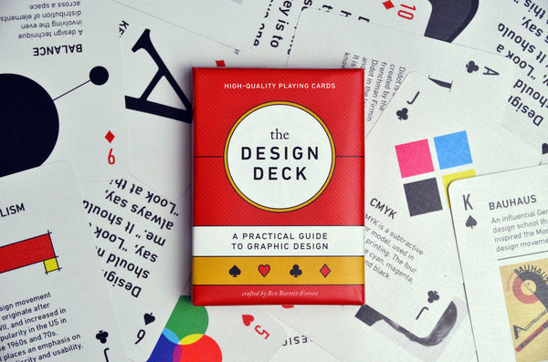Design-Teaching Playing Cards