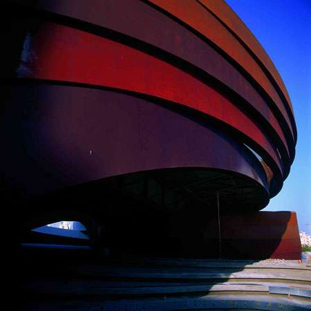 Sinuous Ribbon Museums