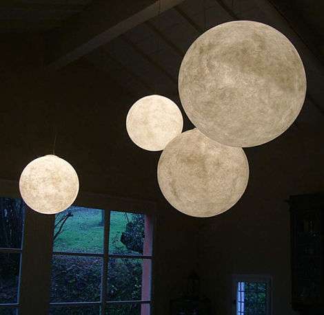 Romantic Moonlight Lamps