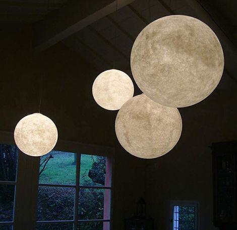 Romantic Moonlight Lamps