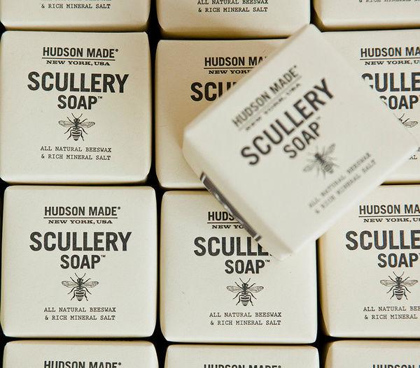 Artisanal Hipster Soap Branding