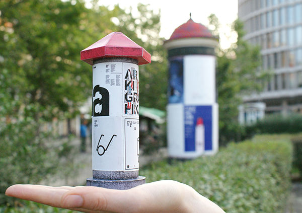 DIY Promotional Towers