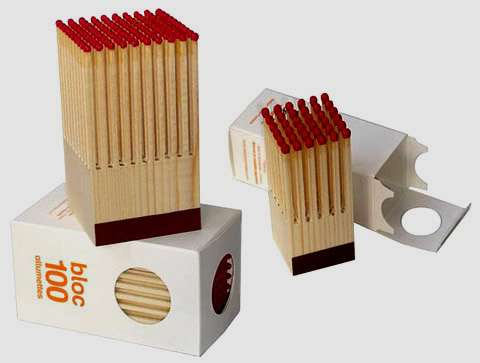 Geometric Matchboxes