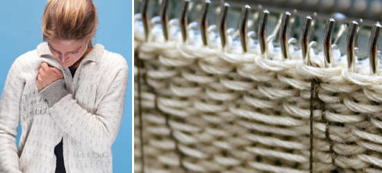 Life-Saving Knit Sweaters