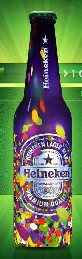 design your own heineken