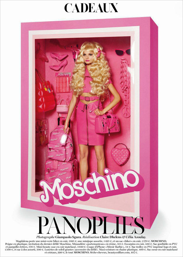 Designer Barbie Editorials