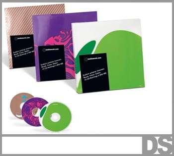 Designer Blank CDs