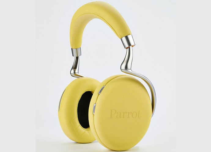 Minimalist Designer Headphones