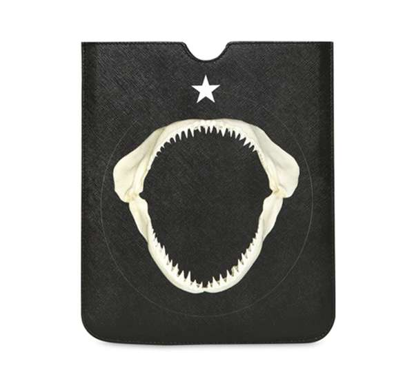 Aquatic Skeletal Tablet Cases