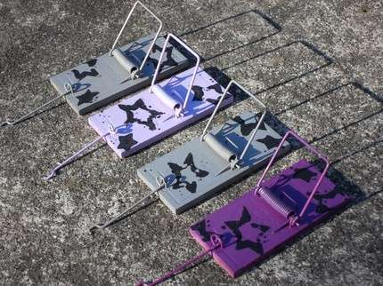 Designer Mousetraps