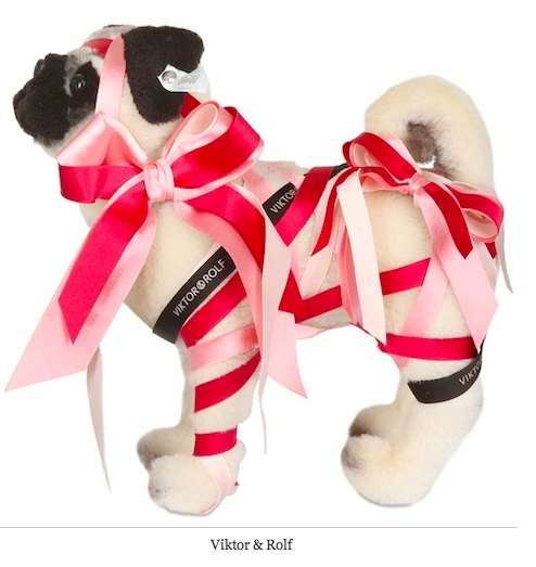 Bizarre Puppy Fashions