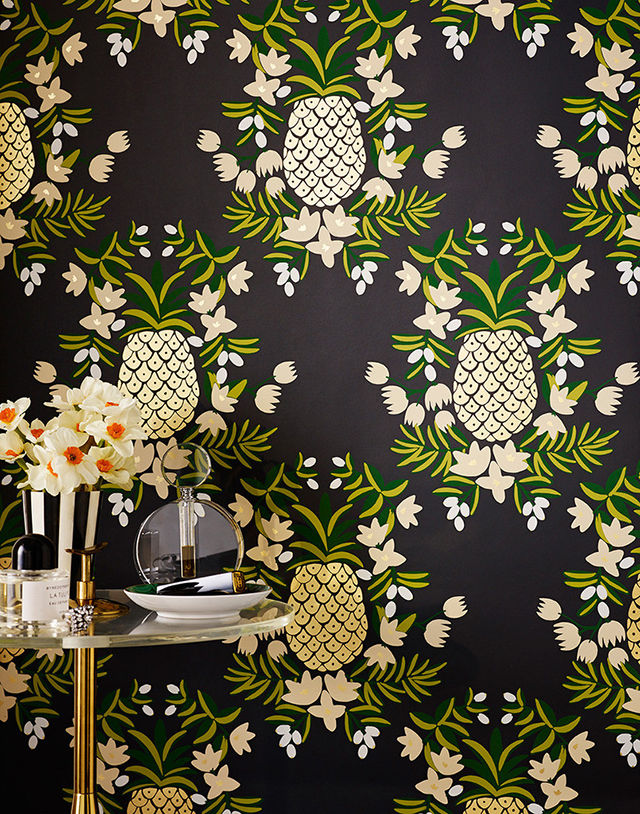 Designer Wallpaper Collaborations