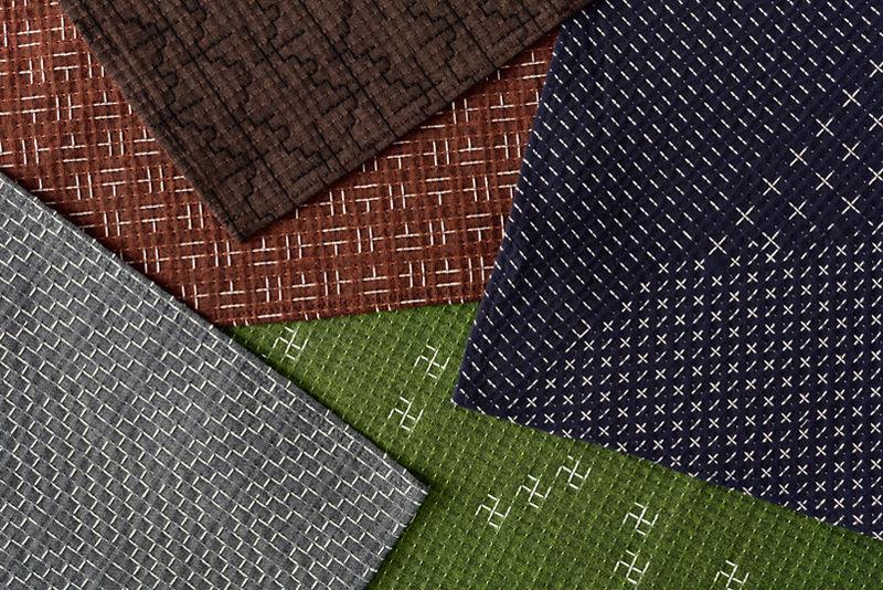 Perspective-Challenging Textiles