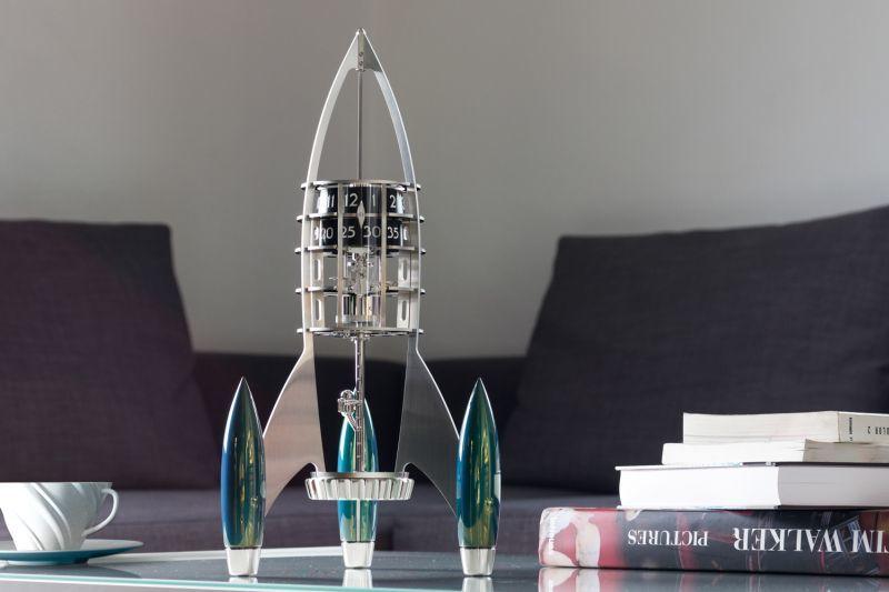 Luxury Spaceship Clocks
