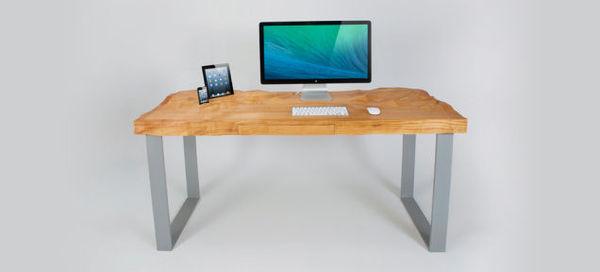 Naturalistic Work Desks