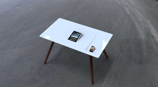 Desk for Apple Devices