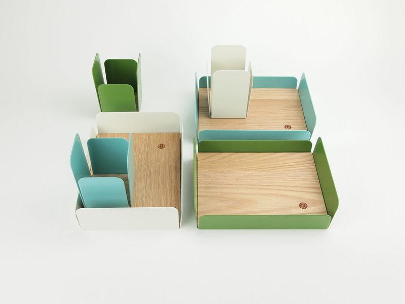 Modernist Office Decor