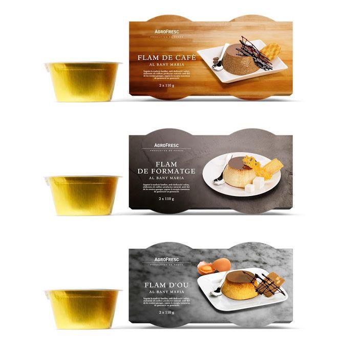 Textural Dessert Cups