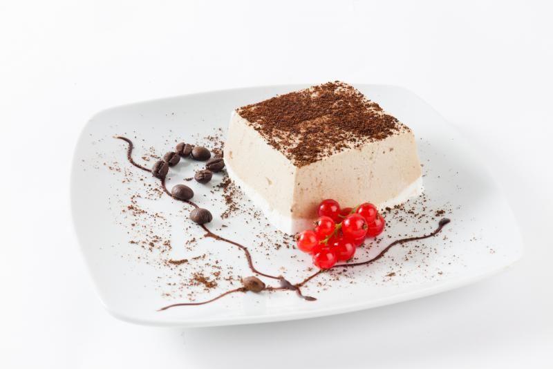 Cubic Single-Serve Desserts