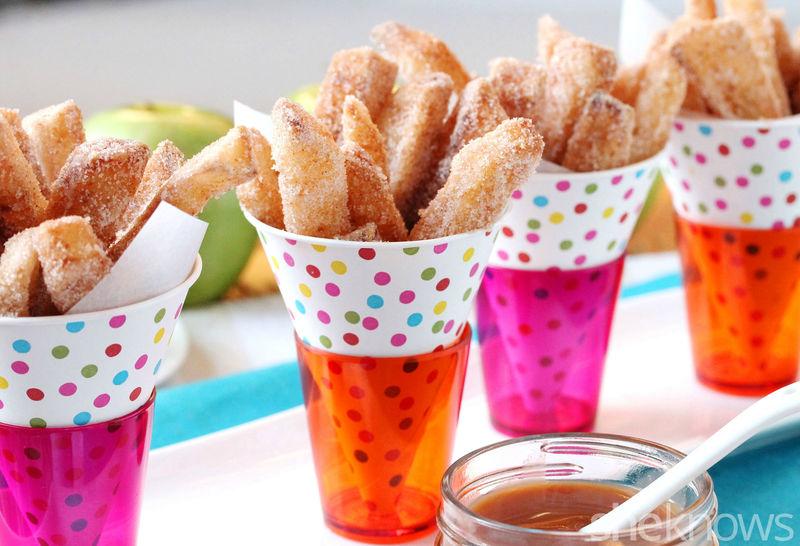 Fruity Dessert Fries