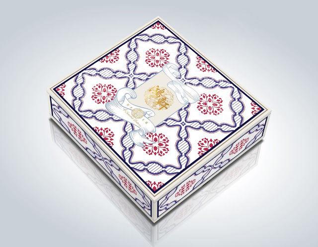Cultural Dessert Packaging