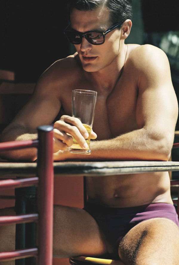 Studly Swimming Trunk Editorials