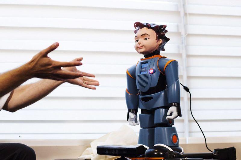 Dementia-Detecting Robots