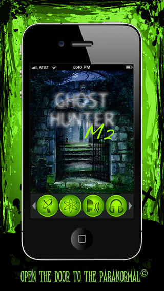 Ghost-Hunting Apps
